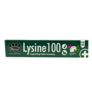 lysine-100-gatos